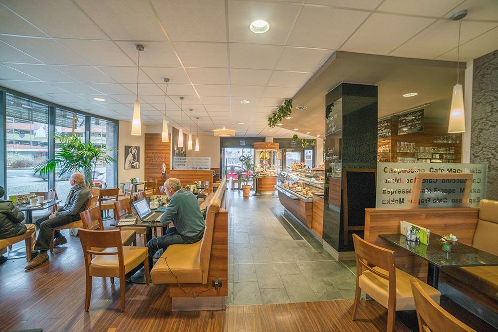 Cafe Mit Sommerterrasse Dresden